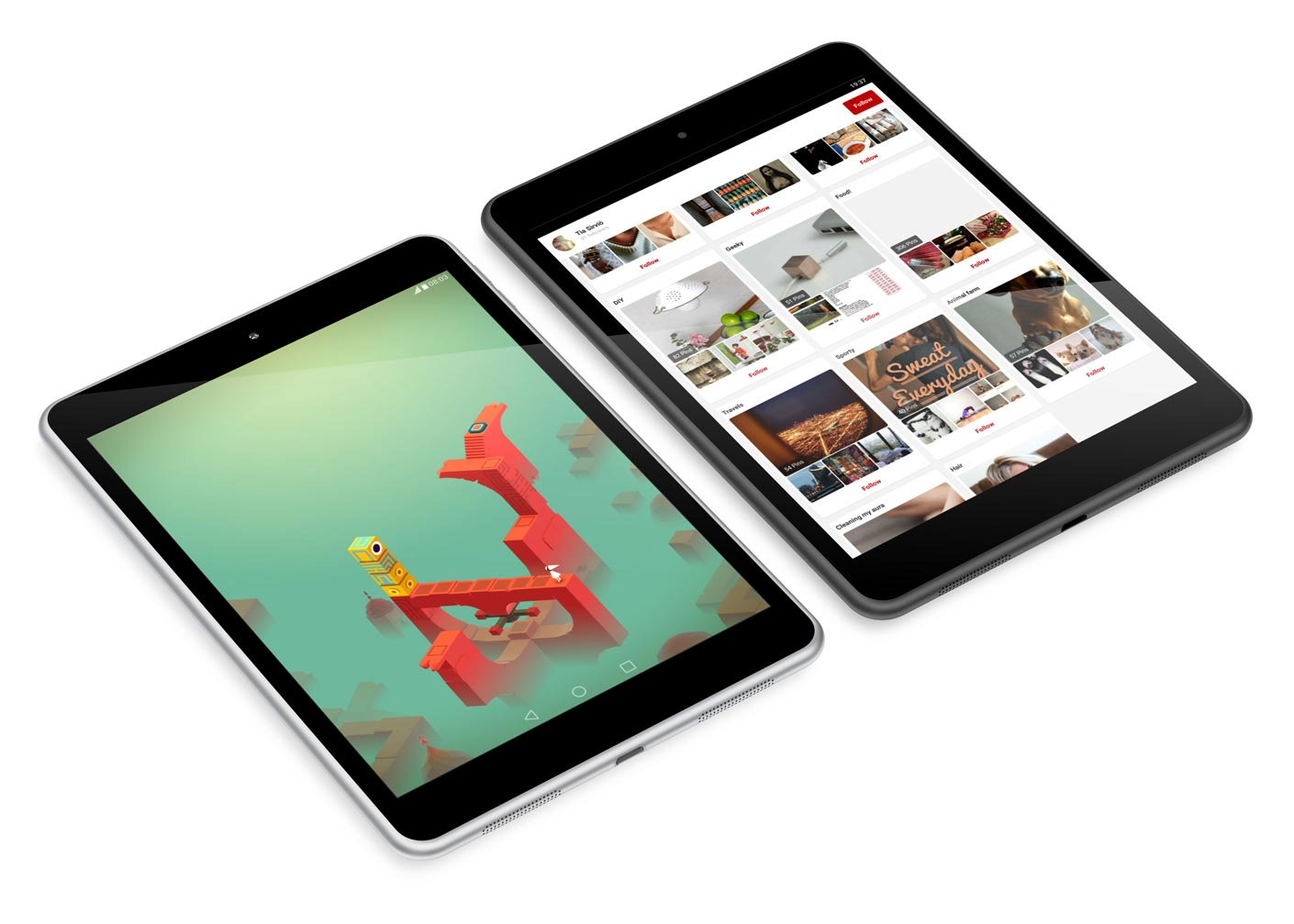 Android tablet that looks like ipad