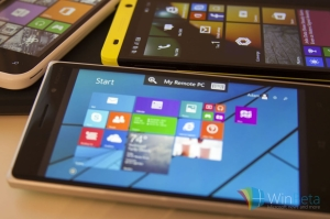 Remote Desktop app for Windows Phone 8.1 gets Azure RemoteApp improvements