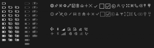 The new Modern Icon pack